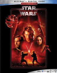 Star Wars Revenge of the Sith Digital Copy Download Code Disney Google Play HD
