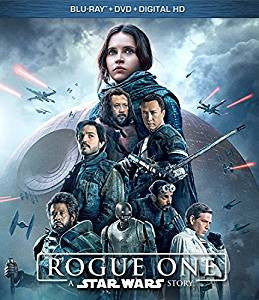 Rogue One: A Star Wars Story Digital Copy Download Code Disney Google Play HD