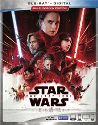 Star Wars The Last Jedi Digital Copy Download Code Disney Google Play HD
