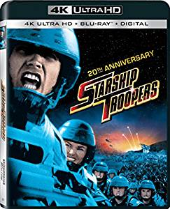 Starship Troopers Digital Copy Download Code MA VUDU iTunes 4K