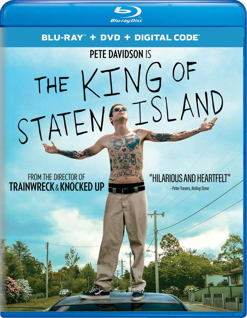 King of Staten Island Digital Copy Download Code VUDU HDX or iTunes HD