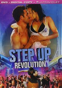 Step Up Revolution Digital Copy Download Code UV Ultra Violet VUDU SD