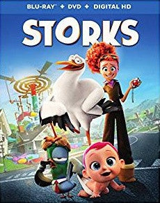 Storks Digital Copy Download Code UV Ultra Violet VUDU iTunes HD HDX
