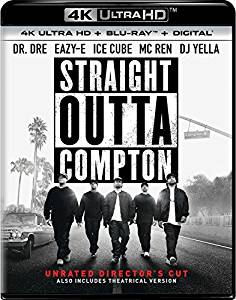 Straight Outta Compton Digital Copy Download Code MA VUDU iTunes 4K
