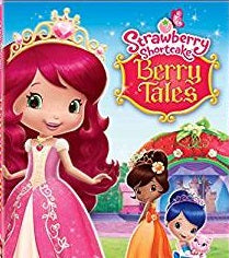 Strawberry Shortcake Berry Tales Digital Copy Download Code Ultra Violet UV VUDU iTunes HD HDX