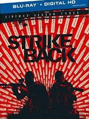 Strike Back Season 3 Digital Copy Download Code UV Ultra Violet VUDU HD HDX