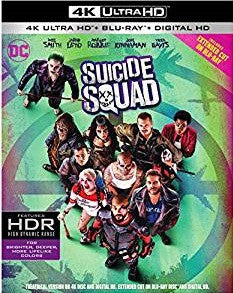 Suicide Squad Digital Copy Download Code MA VUDU iTunes 4K