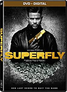 Superfly Digital Copy Download Code MA VUDU iTunes SD