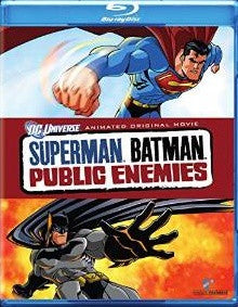 Superman/Batman: Public Enemies Digital Copy Download Code UV Ultra Violet VUDU HD HDX