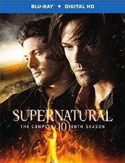 Supernatural Season 10 Digital Copy Download Code UV Ultra Violet VUDU HD HDX