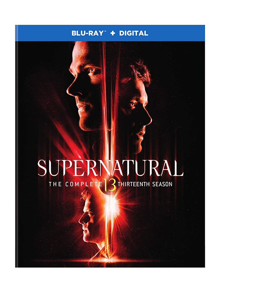 Supernatural 13 Digital Copy Download Code VUDU HD HDX