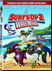 Surf's Up 2: Wave Mania Digital Copy Download Code UV Ultra Violet VUDU iTunes SD