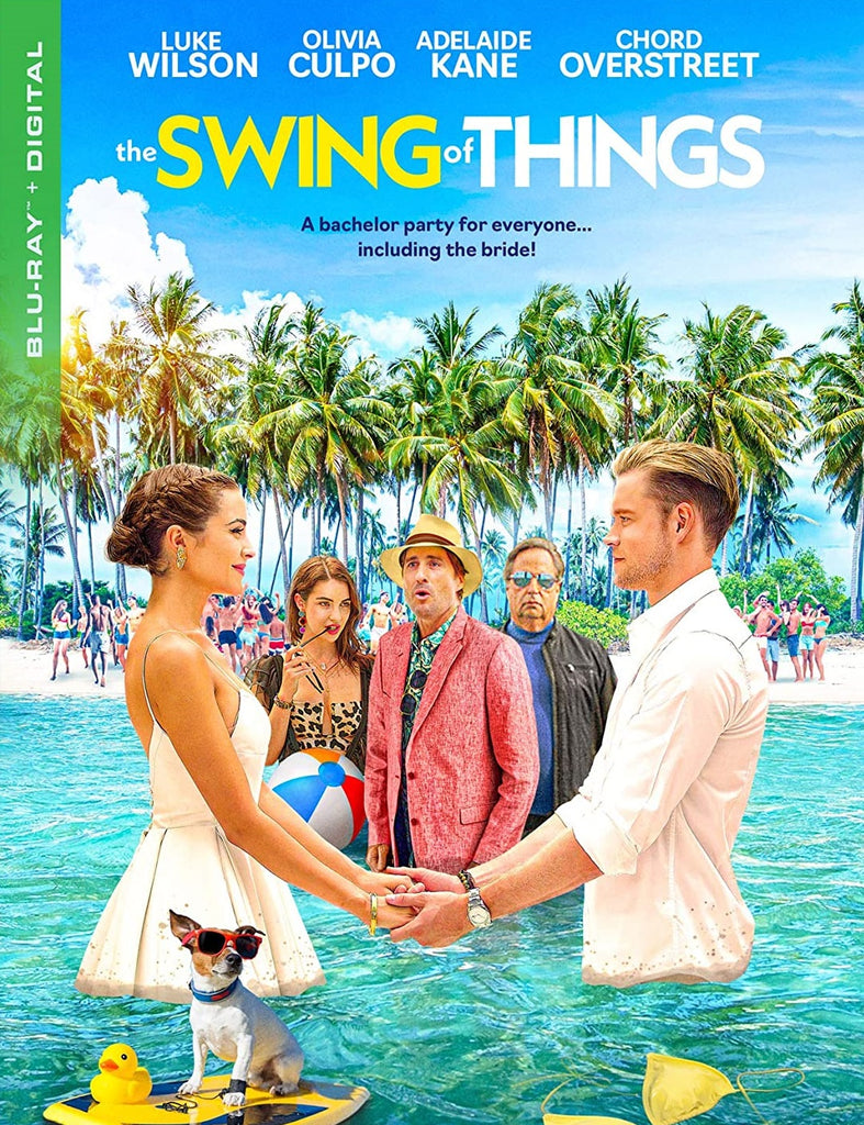 Swing of Things Digital Copy Download Code VUDU HDX