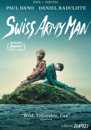 Swiss Army Man Digital Copy Download Code UV Ultra Violet VUDU SD