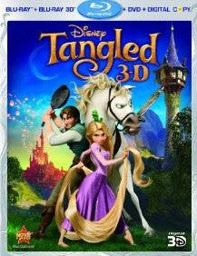 Tangled Digital Copy Download Code Disney Movies Anywhere VUDU iTunes HD HDX