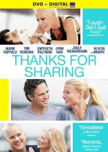 Thanks For Sharing Digital Copy Download Code VUDU SD