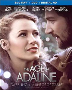 Age of Adaline Digital Copy Download Code iTunes HD