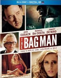 Bag Man Digital Copy Download Code UV Ultra Violet VUDU HD HDX