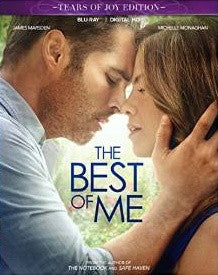 Best of Me Digital Copy Download Code UV Ultra Violet VUDU HD HDX