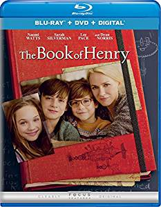 Book of Henry Digital Copy Download Code Ultra Violet UV VUDU HD HDX