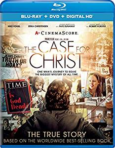 Case for Christ Digital Copy Download Code iTunes HD