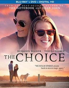 The Choice Digital Copy Download Code iTunes HD