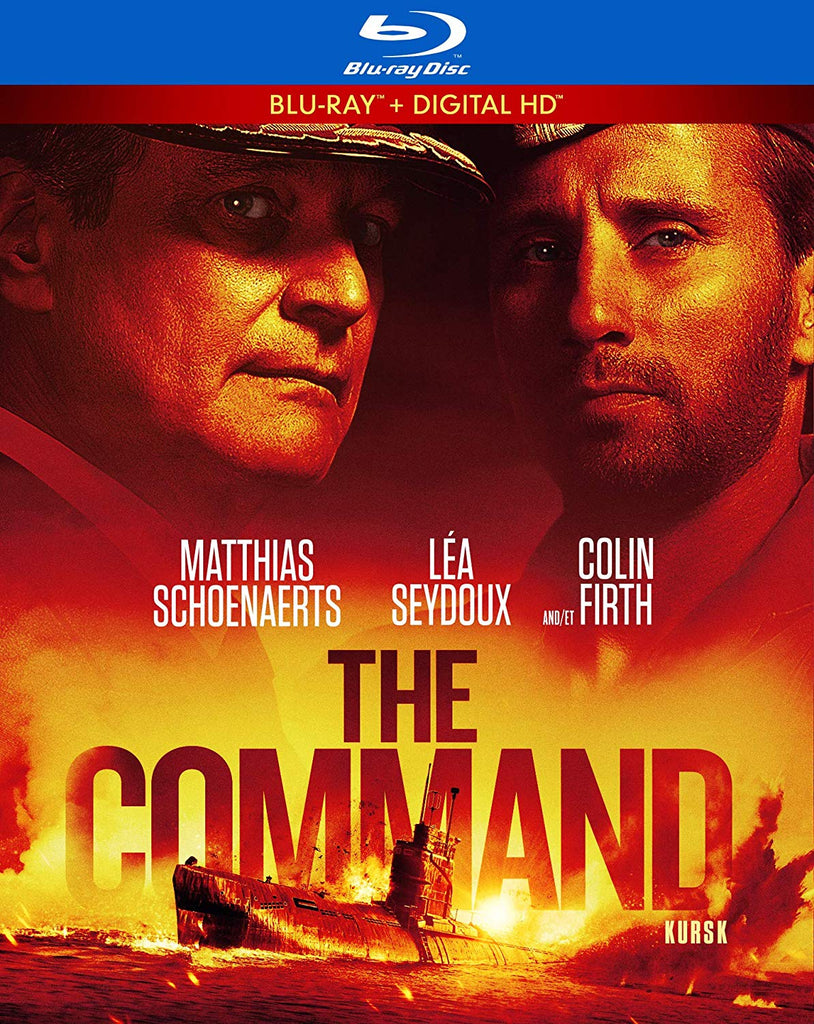 The Command 2019 Digital Copy Download Code Vudu HDX
