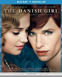 Danish Girl Digital Copy Download Code UV Ultra Violet VUDU HD HDX