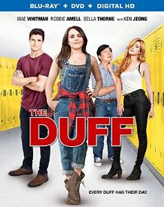 The Duff Digital Copy Download Code iTunes HD
