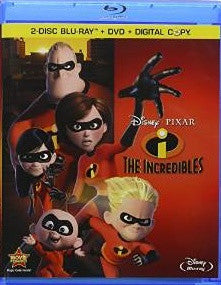 The Incredibles Digital Copy Download Code Disney XML