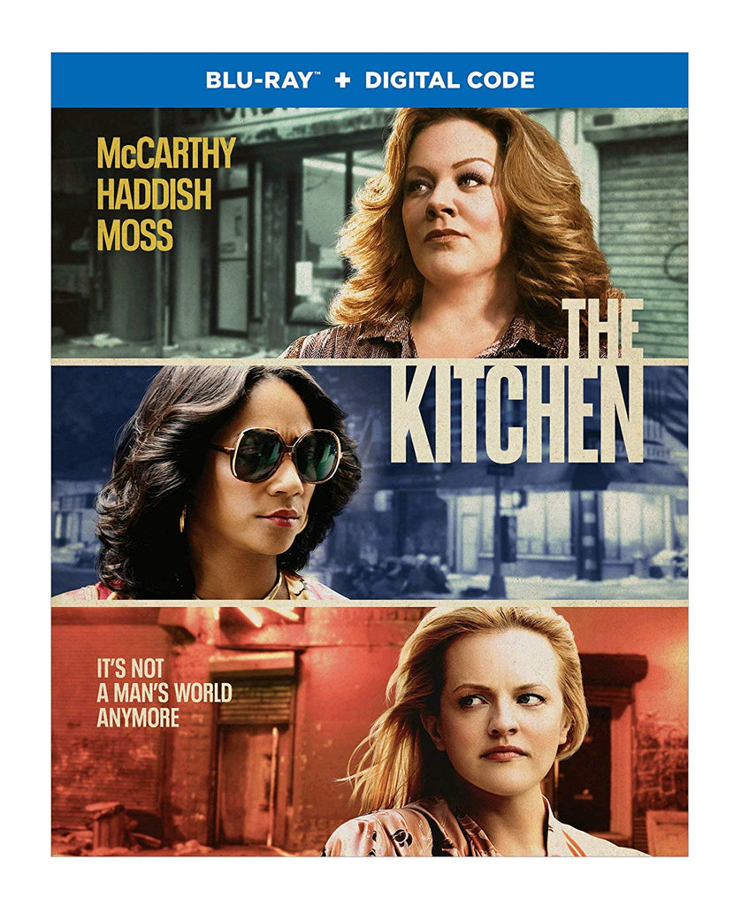 The Kitchen Digital Copy Download Code MA VUDU iTunes HD HDX