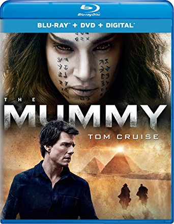 Mummy (2017) Digital Copy Download Code iTunes HD 4K