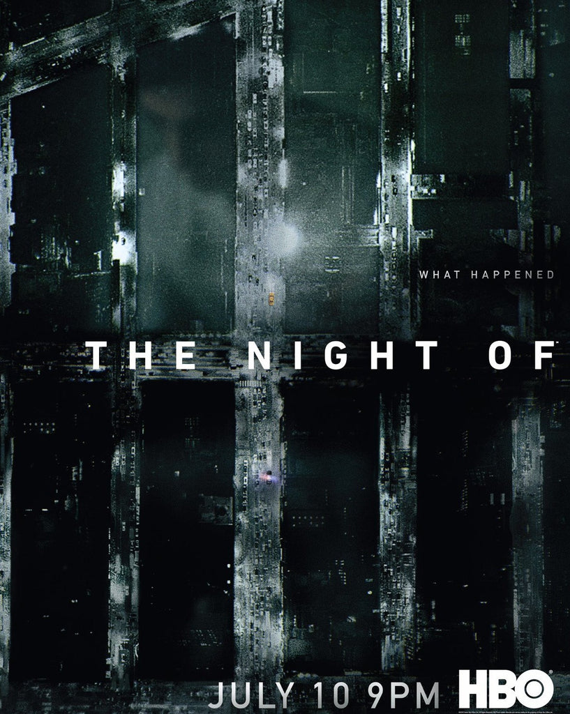 The Night Of: Season 1 Digital Copy Download Code iTunes HD