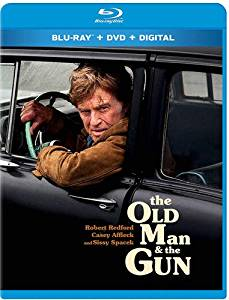 Old Man and the Gun Digital Copy Download Code iTunes HD