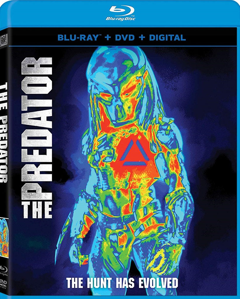The Predator (2018) Digital Copy Download Code MA VUDU iTunes HD HDX