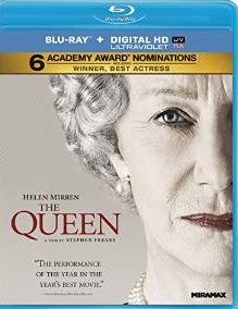 The Queen Digital Copy Download Code UV Ultra Violet VUDU HD HDX