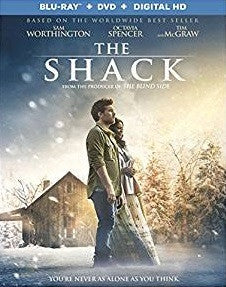 The Shack Digital Copy Download Code Ultra Violet UV VUDU HD HDX