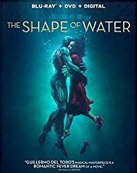 Shape of Water Digital Copy Download Code MA VUDU iTunes HD HDX