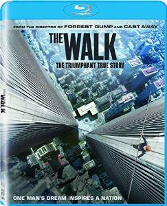 The Walk Digital Copy Download Code UV Ultra Violet VUDU HD HDX