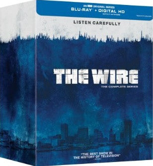 The Wire Complete Series Digital Copy Download Code UV Ultra Violet VUDU HD HDX