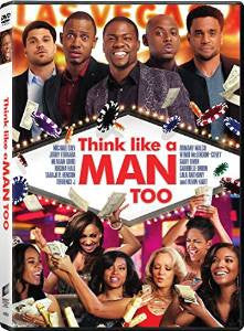 Think Like a Man Too Digital Copy Download Code UV Ultra Violet VUDU iTunes SD