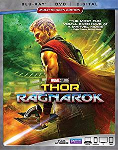 Thor Ragnarok Digital Copy Download Code Disney Google Play HD