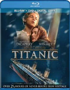 Titanic Digital Copy Download Code iTunes HD