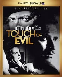 Touch of Evil Digital Copy Download Code iTunes HD