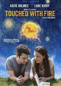 Touched with Fire Digital Copy Download Code UV Ultra Violet VUDU SD