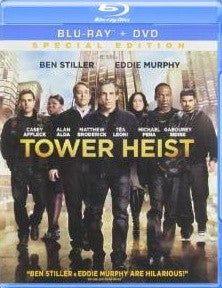 Tower Heist Digital Copy Download Code iTunes HD