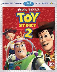 Toy Story 2 Digital Copy Download Code Disney Movies Anywhere VUDU iTunes  HD HDX
