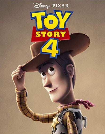 Toy Story 4 Digital Copy Download Code Disney Vudu HD HDX