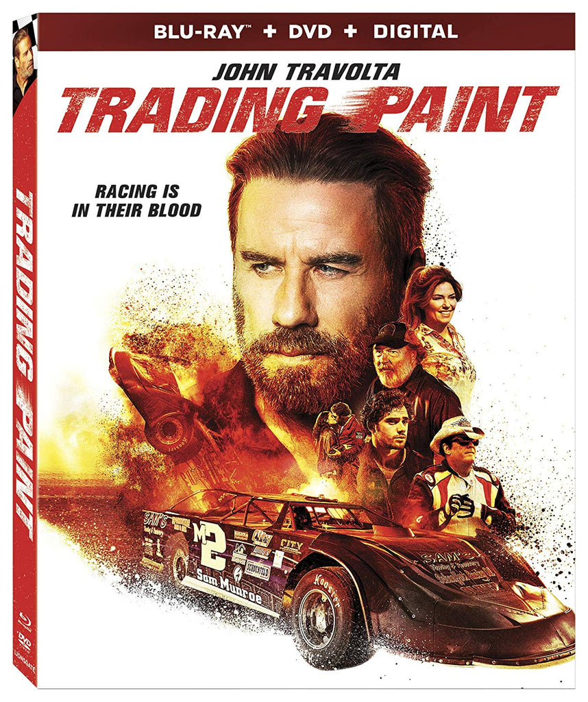 Trading Paint Digital Copy Download Code VUDU or iTunes HD HDX
