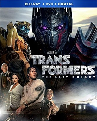 Transformers The Last Knight Digital Copy Download Code iTunes HD 4K